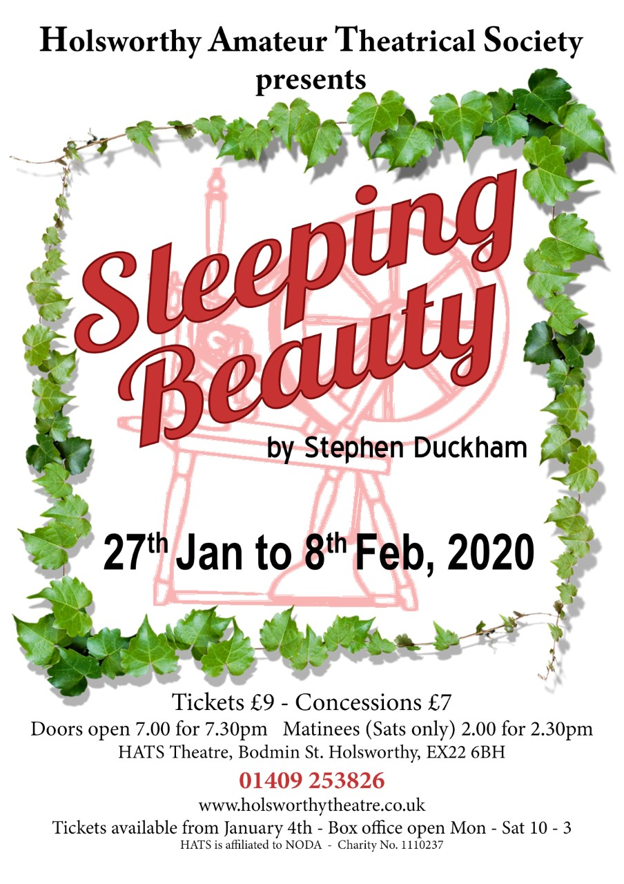 27th Jan – 1st Feb & 3rd – 8th Feb 2020 – Sleeping Beauty