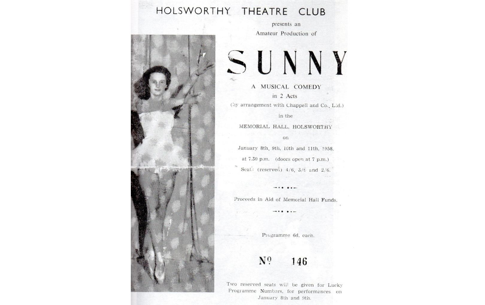 1958 – Sunny (HTC)
