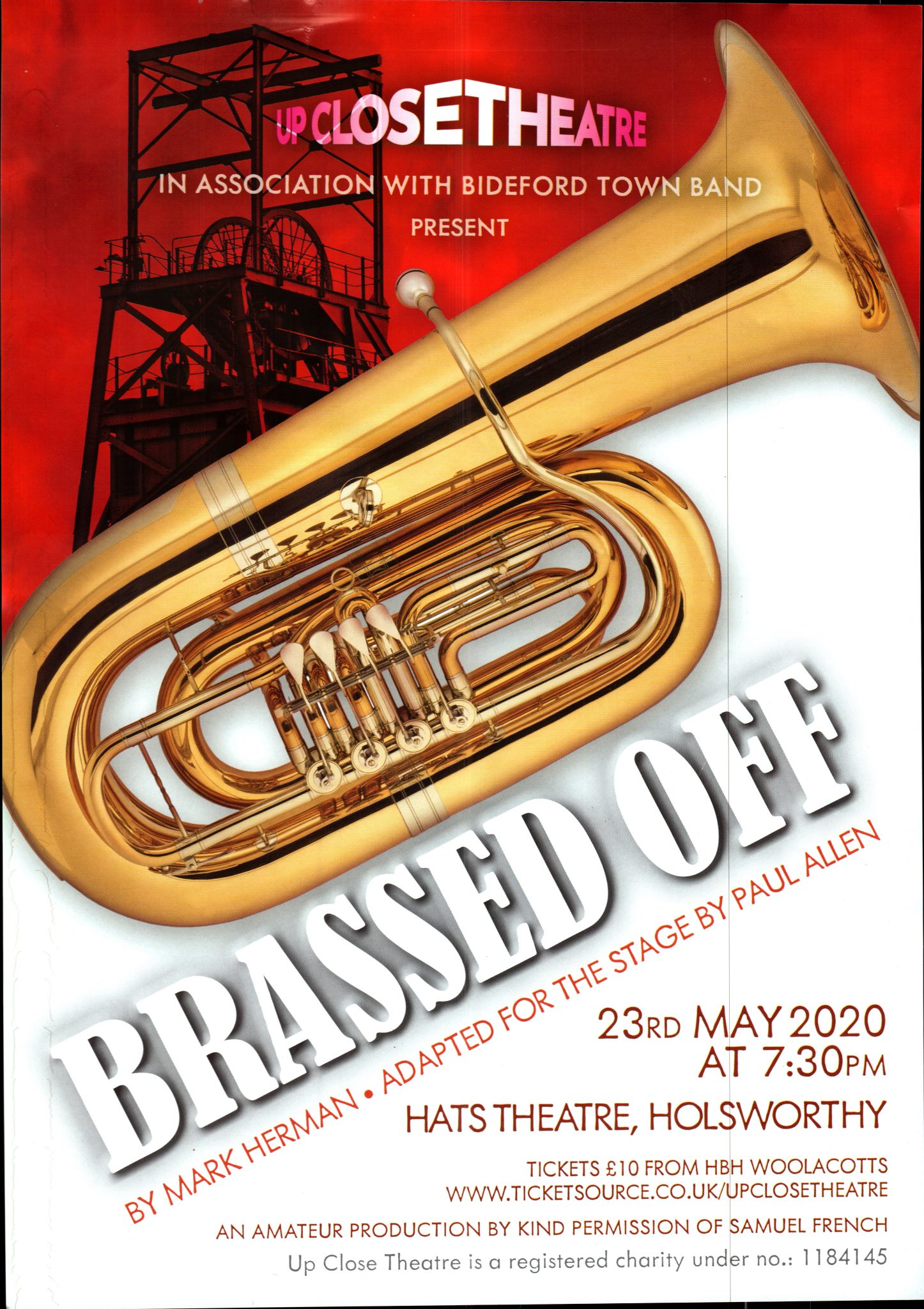 23rd May 2020 – Brassed Off
